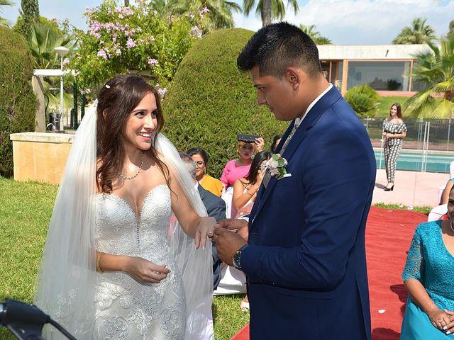 La boda de Sergio y Nathaly en La/villajoyosa Vila Joiosa, Alicante 7