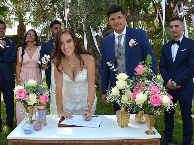 La boda de Sergio y Nathaly en La/villajoyosa Vila Joiosa, Alicante 8