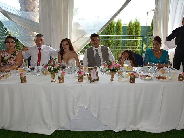 La boda de Sergio y Nathaly en La/villajoyosa Vila Joiosa, Alicante 9