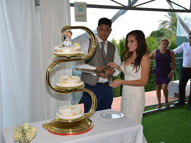 La boda de Sergio y Nathaly en La/villajoyosa Vila Joiosa, Alicante 10