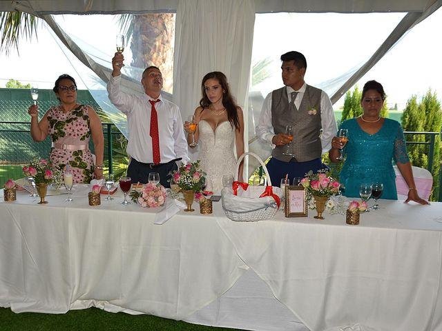 La boda de Sergio y Nathaly en La/villajoyosa Vila Joiosa, Alicante 11