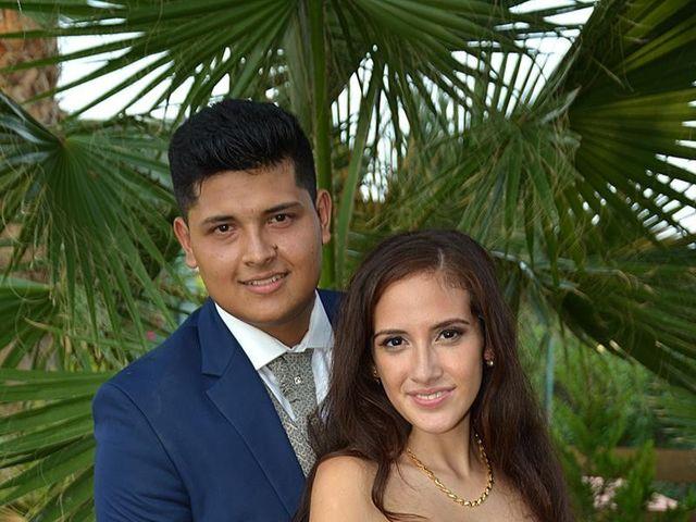 La boda de Sergio y Nathaly en La/villajoyosa Vila Joiosa, Alicante 1