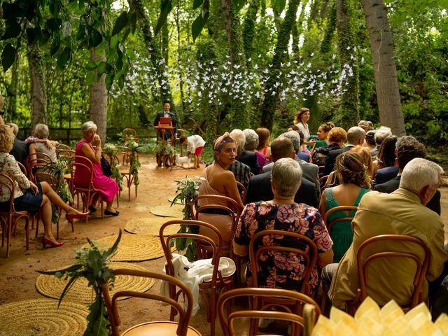 La boda de Albert y Alba en Alborache, Valencia 2