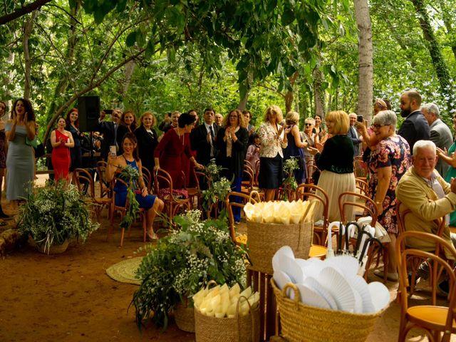 La boda de Albert y Alba en Alborache, Valencia 5