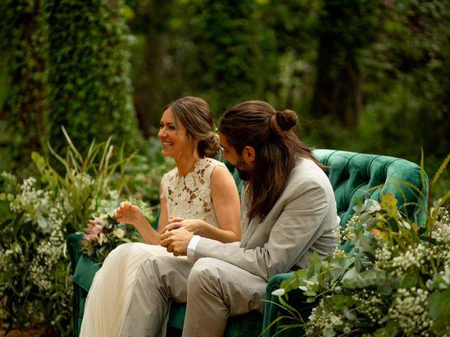 La boda de Albert y Alba en Alborache, Valencia 7