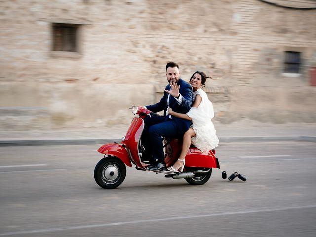 La boda de Teresa y Eric
