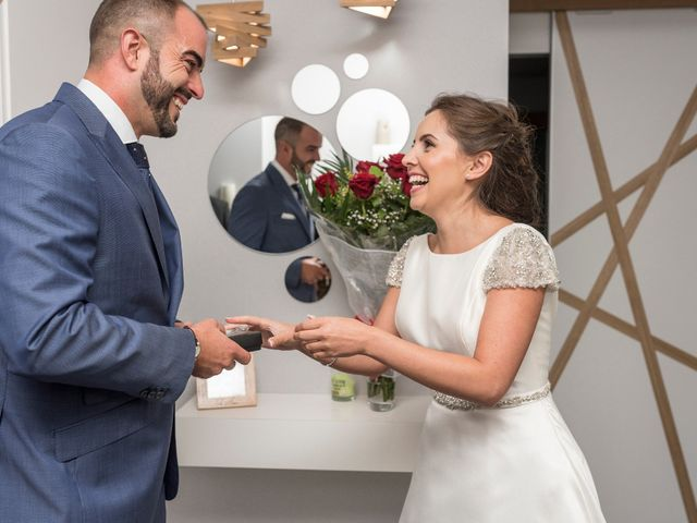 La boda de Iván y Raquel en Elx/elche, Alicante 15