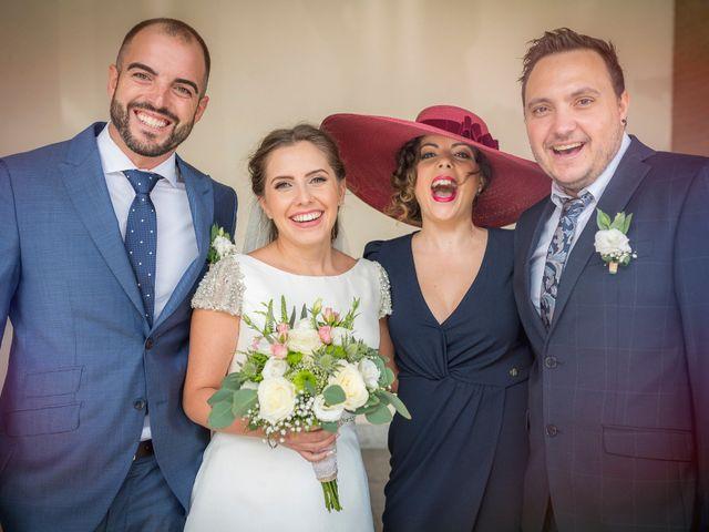 La boda de Iván y Raquel en Elx/elche, Alicante 18
