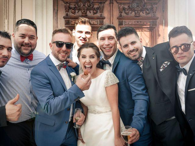 La boda de Iván y Raquel en Elx/elche, Alicante 33