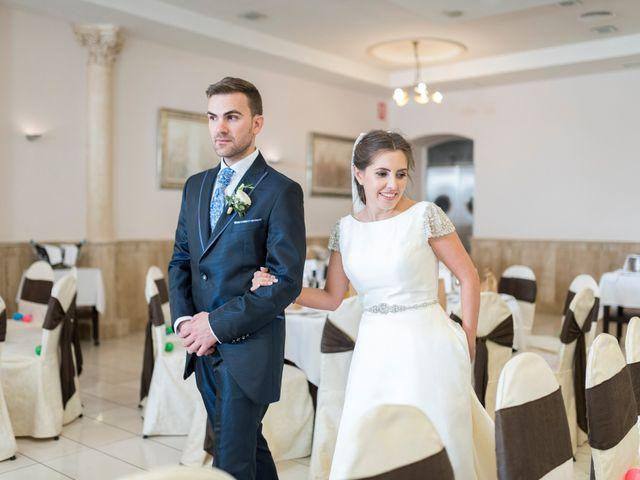 La boda de Iván y Raquel en Elx/elche, Alicante 34