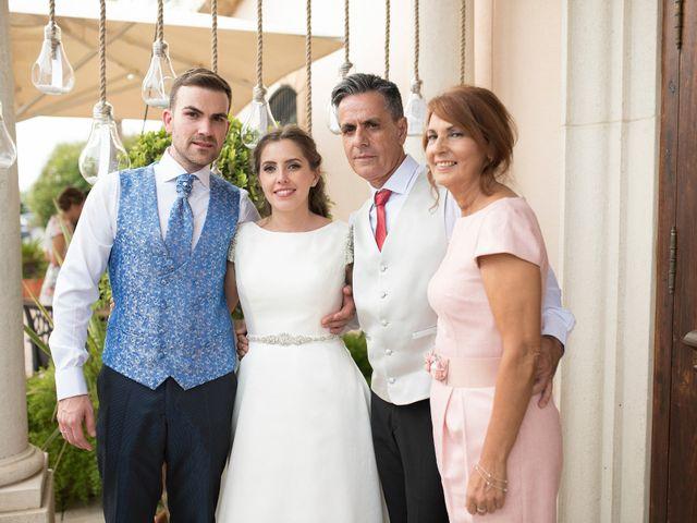 La boda de Iván y Raquel en Elx/elche, Alicante 36