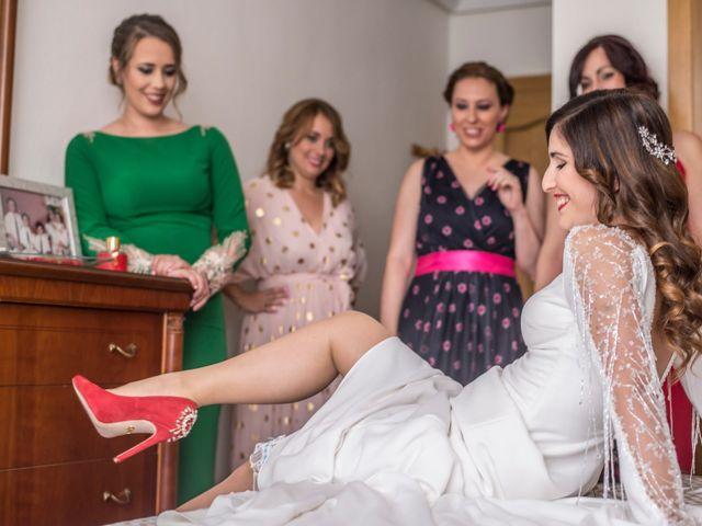 La boda de Alberto y María en Torrejon De La Calzada, Madrid 14