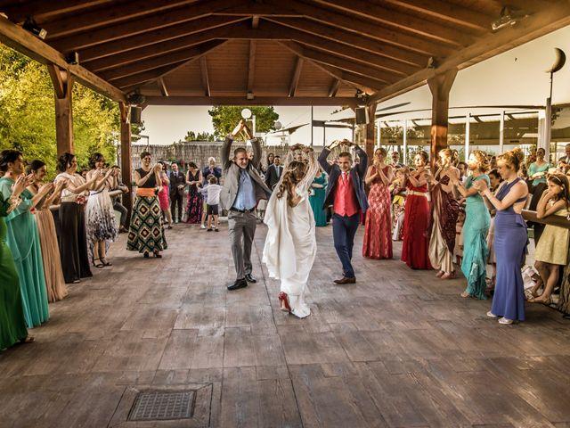 La boda de Alberto y María en Torrejon De La Calzada, Madrid 26