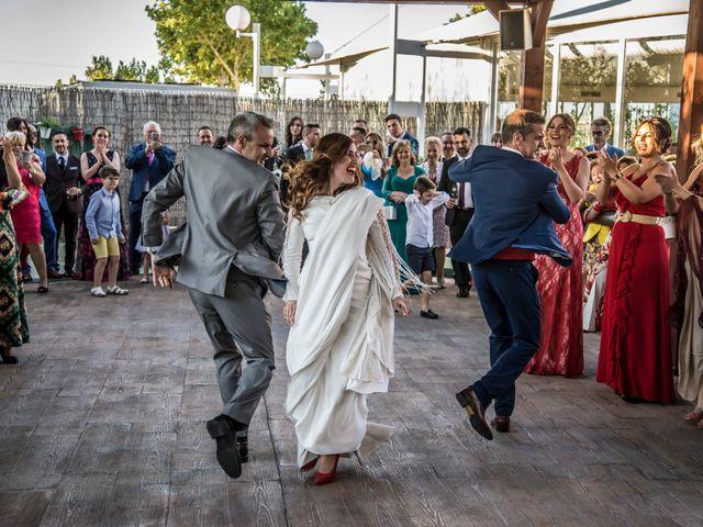 La boda de Alberto y María en Torrejon De La Calzada, Madrid 27