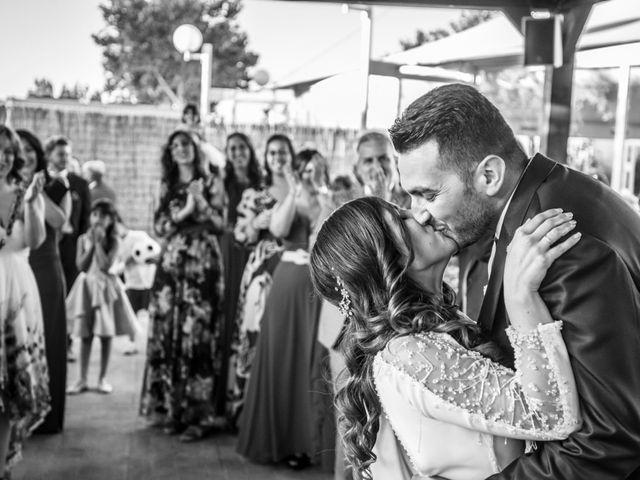 La boda de Alberto y María en Torrejon De La Calzada, Madrid 30
