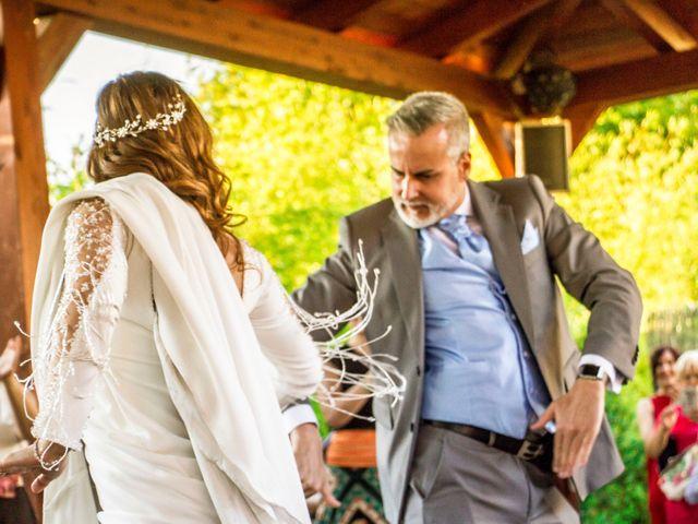 La boda de Alberto y María en Torrejon De La Calzada, Madrid 39