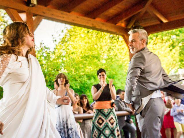 La boda de Alberto y María en Torrejon De La Calzada, Madrid 40