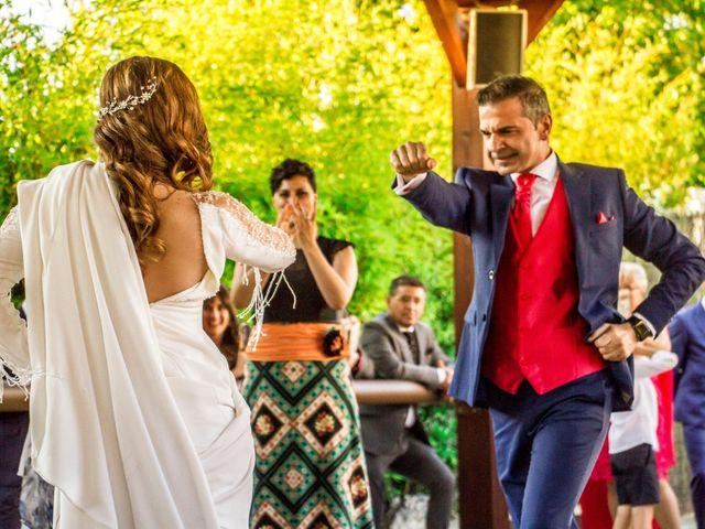 La boda de Alberto y María en Torrejon De La Calzada, Madrid 41