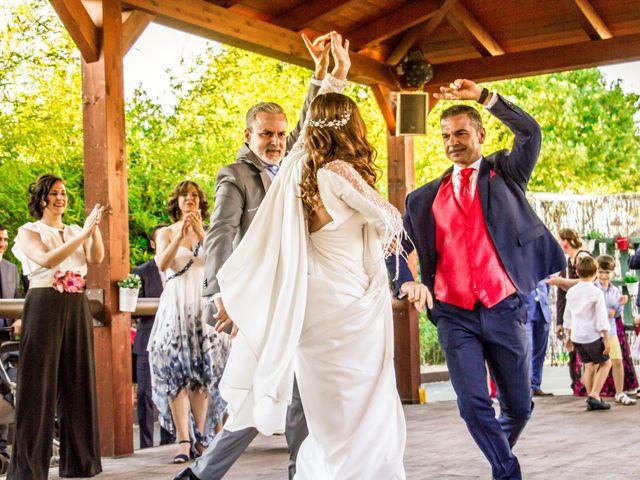 La boda de Alberto y María en Torrejon De La Calzada, Madrid 44