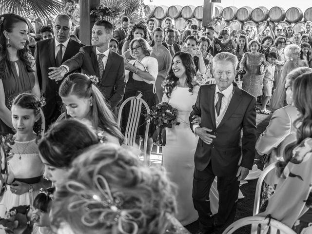 La boda de Alberto y María en Torrejon De La Calzada, Madrid 50