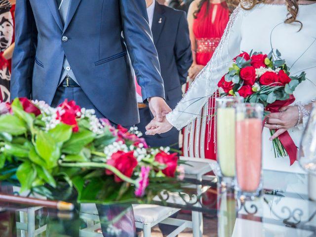 La boda de Alberto y María en Torrejon De La Calzada, Madrid 52
