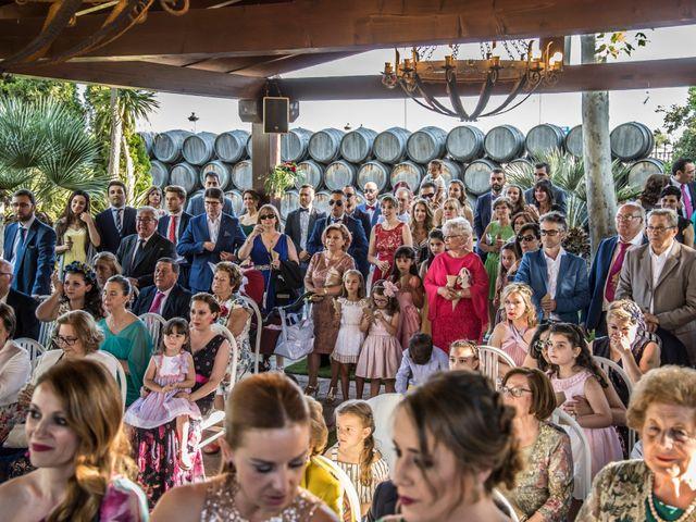 La boda de Alberto y María en Torrejon De La Calzada, Madrid 53