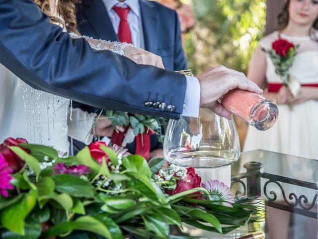 La boda de Alberto y María en Torrejon De La Calzada, Madrid 54