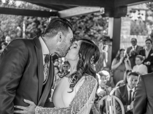 La boda de Alberto y María en Torrejon De La Calzada, Madrid 56