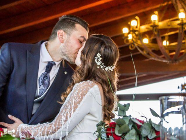 La boda de Alberto y María en Torrejon De La Calzada, Madrid 59