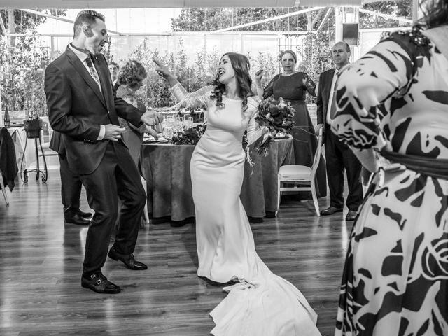 La boda de Alberto y María en Torrejon De La Calzada, Madrid 68