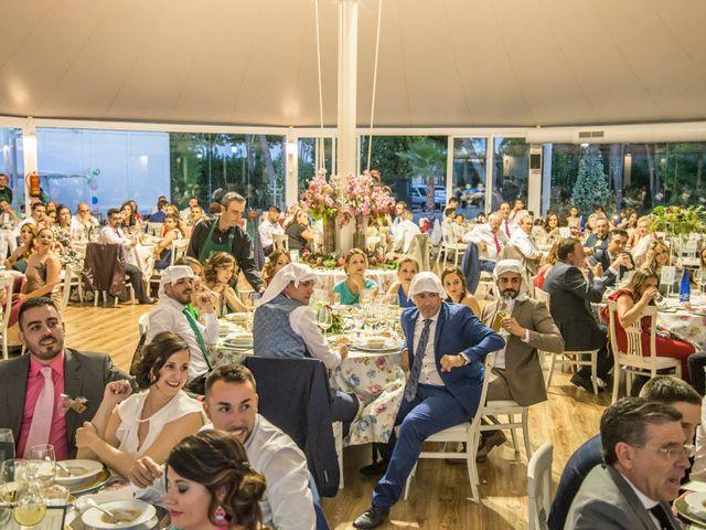 La boda de Alberto y María en Torrejon De La Calzada, Madrid 69