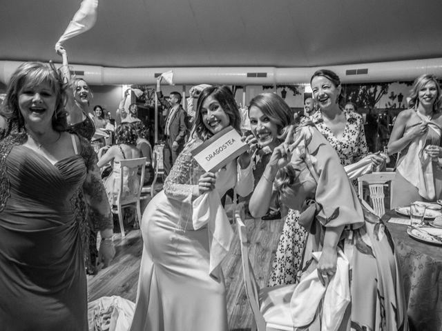 La boda de Alberto y María en Torrejon De La Calzada, Madrid 71