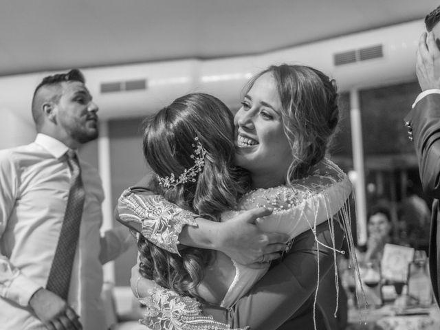 La boda de Alberto y María en Torrejon De La Calzada, Madrid 81