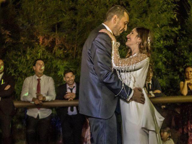 La boda de Alberto y María en Torrejon De La Calzada, Madrid 90