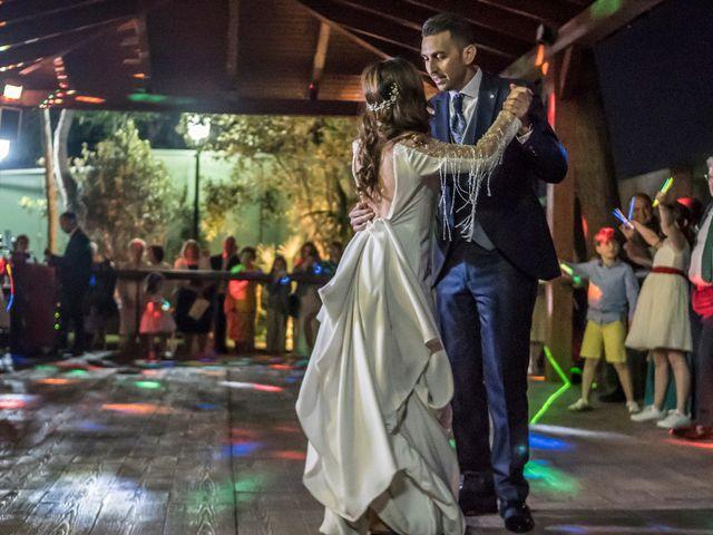 La boda de Alberto y María en Torrejon De La Calzada, Madrid 92