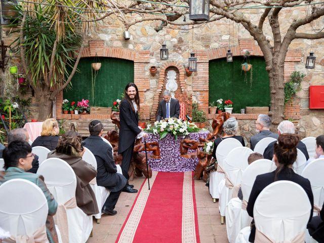 La boda de Samuel y Evelyn en Montcada I Reixac, Barcelona 2