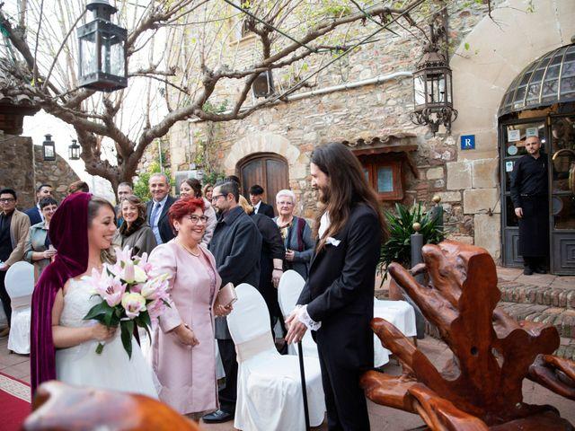 La boda de Samuel y Evelyn en Montcada I Reixac, Barcelona 4