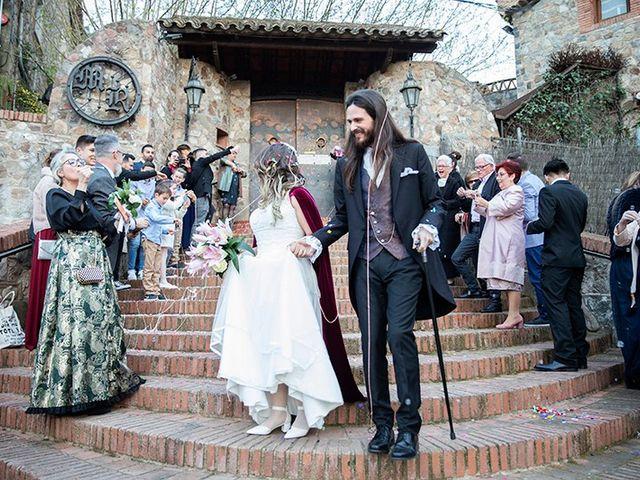 La boda de Samuel y Evelyn en Montcada I Reixac, Barcelona 5