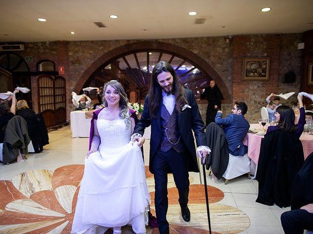 La boda de Samuel y Evelyn en Montcada I Reixac, Barcelona 8