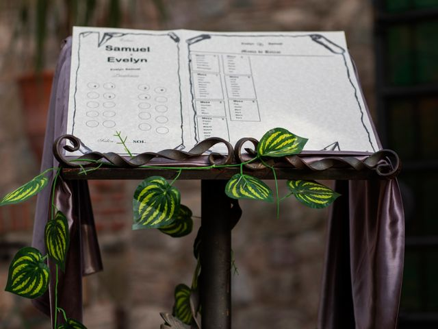 La boda de Samuel y Evelyn en Montcada I Reixac, Barcelona 11