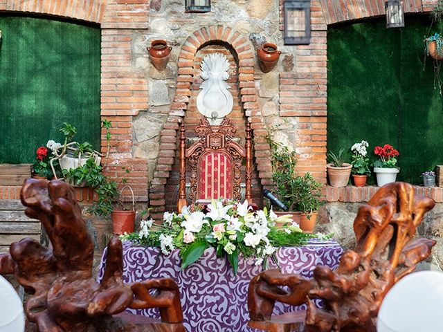 La boda de Samuel y Evelyn en Montcada I Reixac, Barcelona 12
