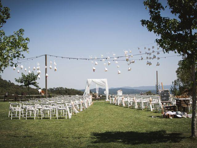 La boda de Xavier y Cristina en Girona, Girona 1
