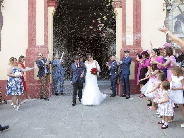 La boda de Apolonia y Diego en Alcala De Guadaira, Sevilla 12