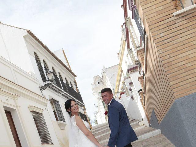 La boda de Apolonia y Diego en Alcala De Guadaira, Sevilla 13
