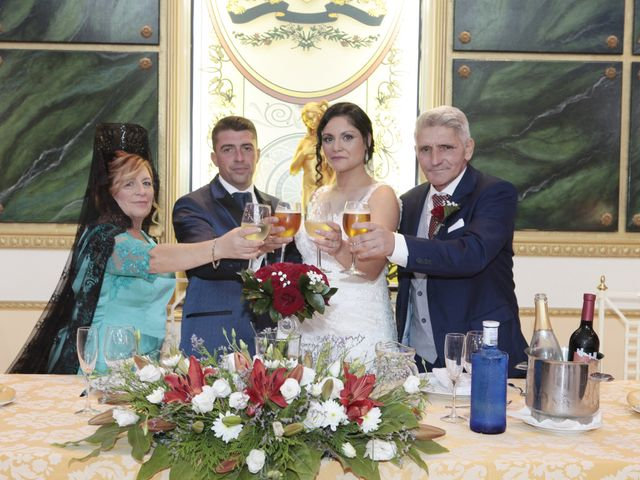 La boda de Apolonia y Diego en Alcala De Guadaira, Sevilla 18