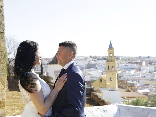 La boda de Apolonia y Diego en Alcala De Guadaira, Sevilla 24