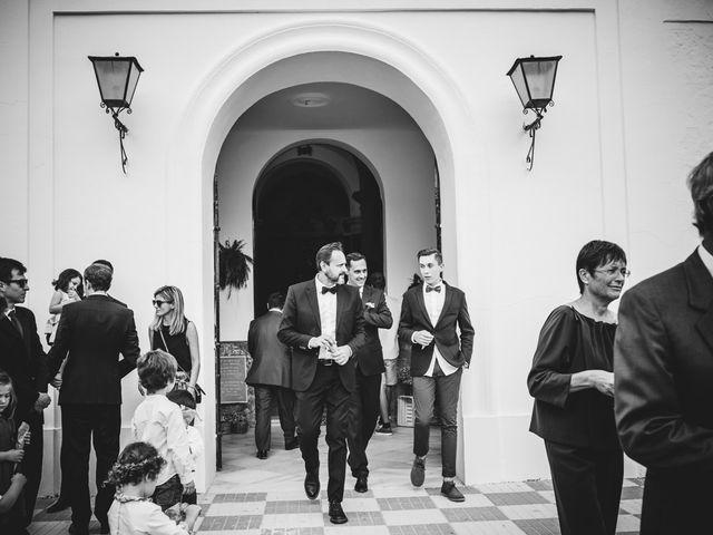 La boda de Ramón y Serena en Tarifa, Cádiz 43