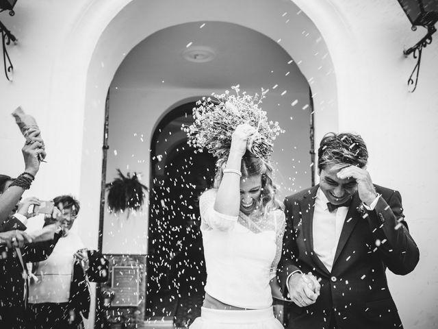 La boda de Ramón y Serena en Tarifa, Cádiz 44