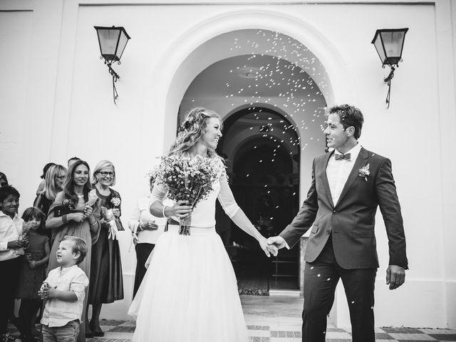 La boda de Ramón y Serena en Tarifa, Cádiz 45