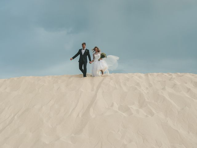La boda de Ramón y Serena en Tarifa, Cádiz 60